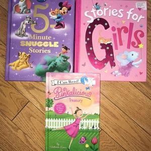 💕 Bundle of 3 big Compilations Story Books